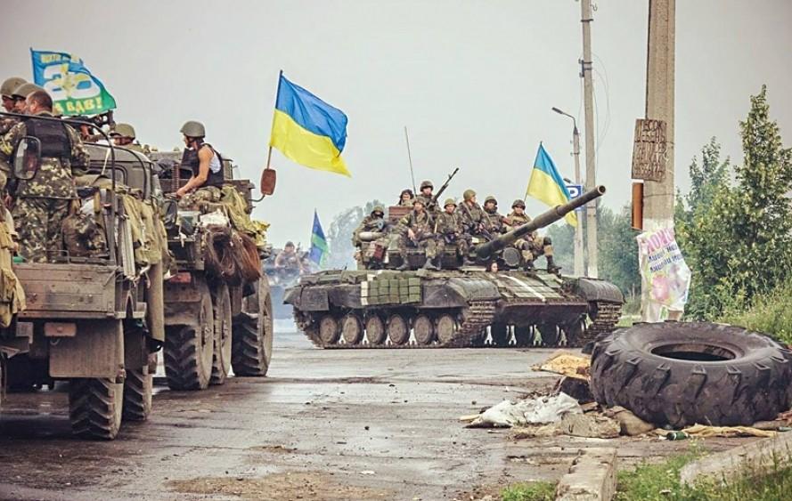 Дві книги про війну на Донбасі презентували в Черкасах
