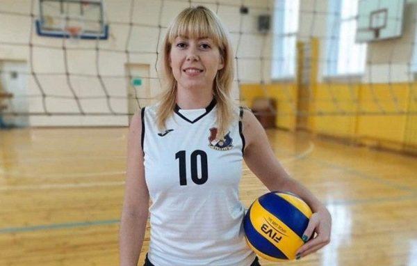 Черкаська спортсменка розповіла про мрію грати за рідну волейбольну команду