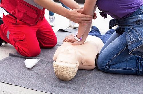 Черкащан будуть безкоштовно навчати надавати медичну допомогу
