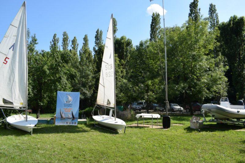 Вітрильна школа для дітей запрацювала в Черкасах (ФОТО)