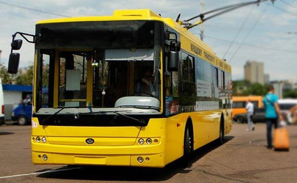 Черкасам пропонують кредит для оновлення тролейбусного парку