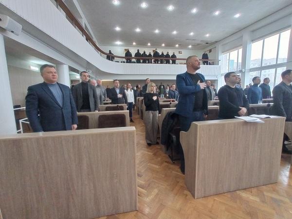 Понад 200 питань розглянули на сесії Черкаської міської ради