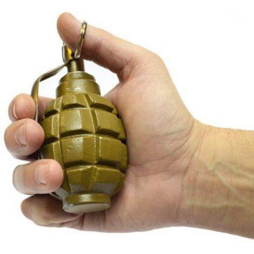 Працівнику Черкаської міської ради в автомобіль підкинули гранату