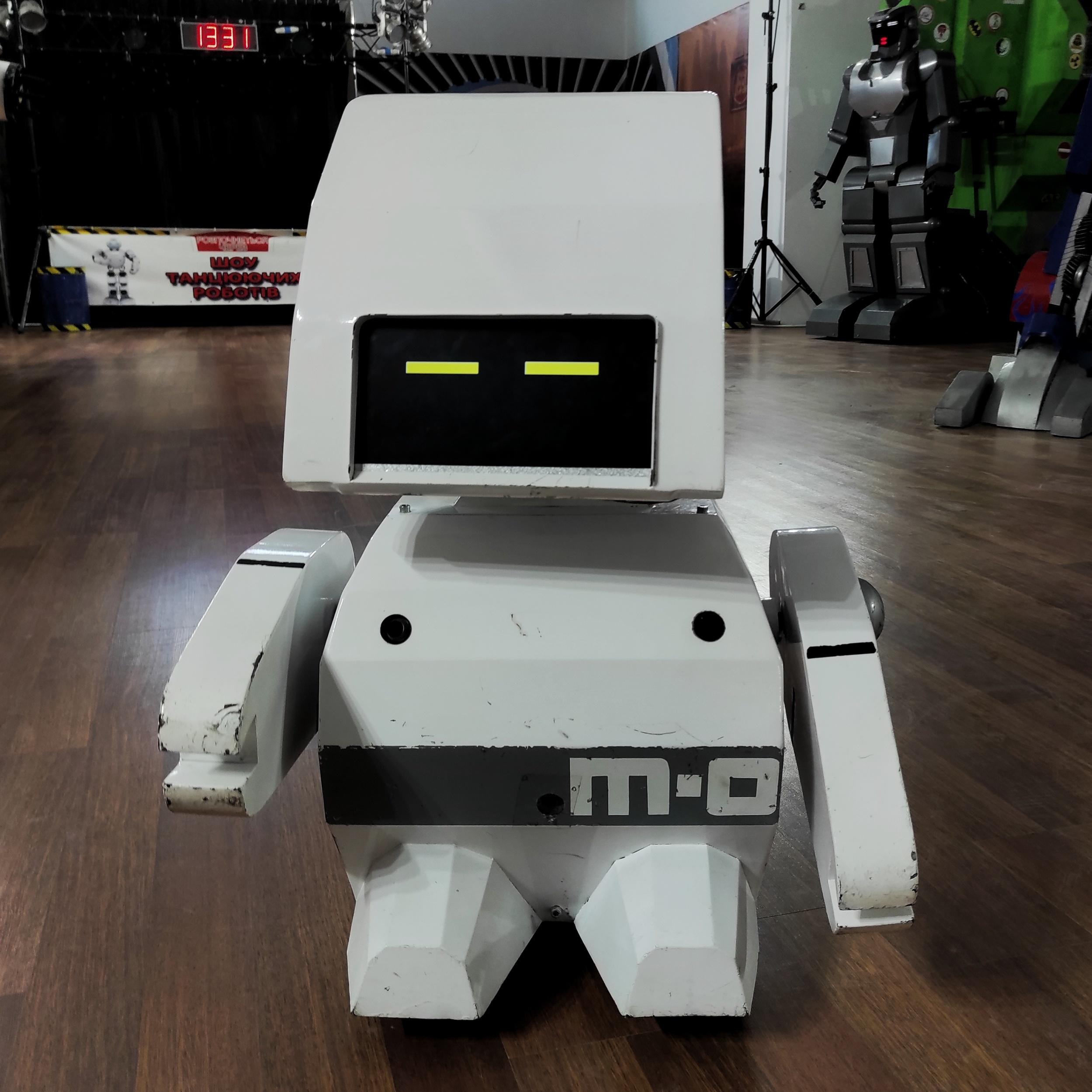 Унікальна виставка роботів та трансформерів проходить у Черкасах