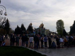 В Українській Православній Церкві відзначили Воскресіння Христа (фоторепортаж)