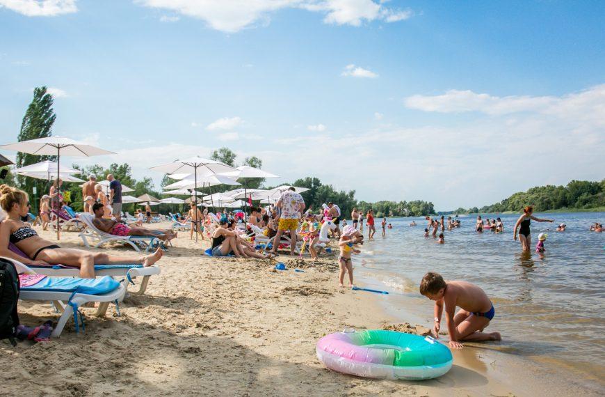 Держпродспоживслужба рекомендує черкасцям утриматися від купання в Дніпрі