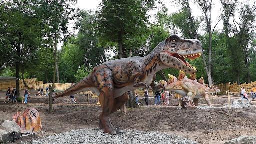 Сучасний парк динозаврів обіцяють створити у Черкасах