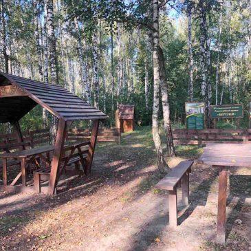 Лісівники оновили рекреаційний пункт на Золотоніщині