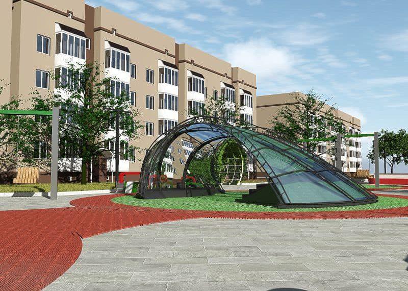 У Черкасах хочуть побудувати сквер з дитячим майданчиком