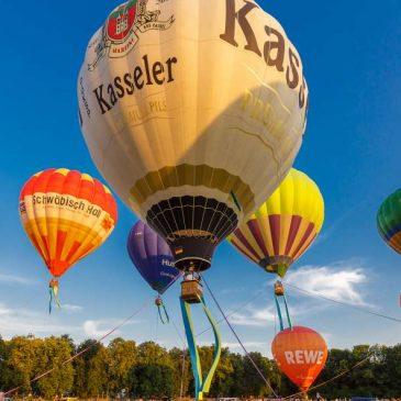 У Черкасах відбудеться фестиваль повітряних куль