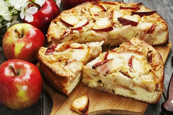 На День міста черкасців будуть пригощати яблучним пирогом