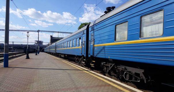 Від станції Шевченка обмежать рух потягів наступного тижня